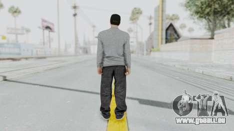 Lowriders Custom Classics DLC Male pour GTA San Andreas troisième écran
