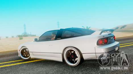 Nissan 180SX Type X pour GTA San Andreas