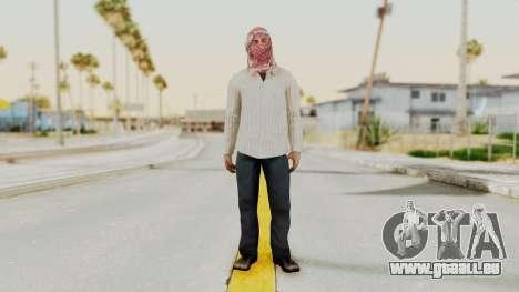 Middle East Insurgent v1 pour GTA San Andreas deuxième écran