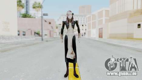 Daniella pour GTA San Andreas deuxième écran