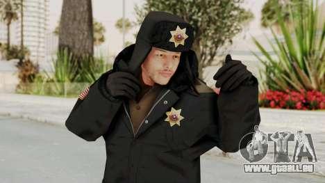 GTA 5 SF Cop für GTA San Andreas
