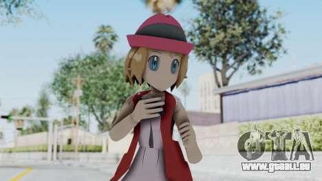 Pokémon XY Series - Serena (New Outfit) pour GTA San Andreas