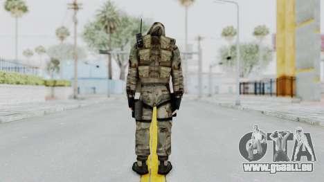 Hodeed SAS 8 für GTA San Andreas dritten Screenshot