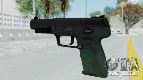 FN57 pour GTA San Andreas deuxième écran
