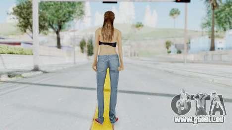 GTA 5 Liz (Elisa Macallen) pour GTA San Andreas troisième écran