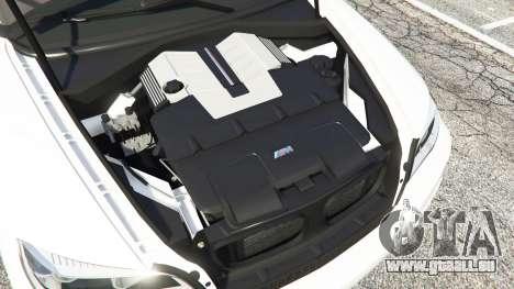 GTA 5 BMW X5 M vorne rechts Seitenansicht