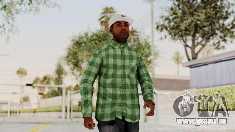 GTA 5 Families Gang Mamber 3 für GTA San Andreas