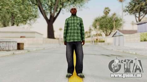 GTA 5 Families Gang Mamber 3 für GTA San Andreas zweiten Screenshot