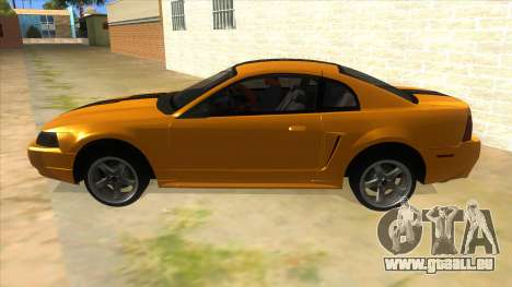 2003 Ford Mustang für GTA San Andreas linke Ansicht