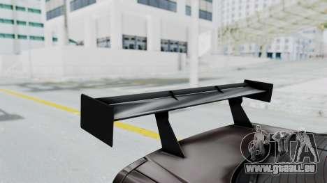 Nissan Skyline R34 GTR 2002 V-Spec II S-Tune für GTA San Andreas Innenansicht