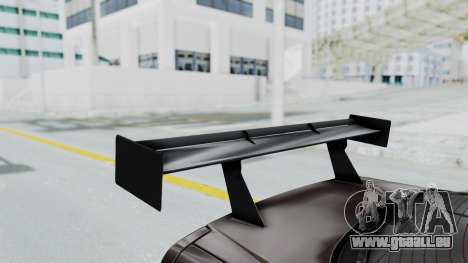 Nissan Skyline R34 GTR 2002 V-Spec II S-Tune pour GTA San Andreas vue intérieure