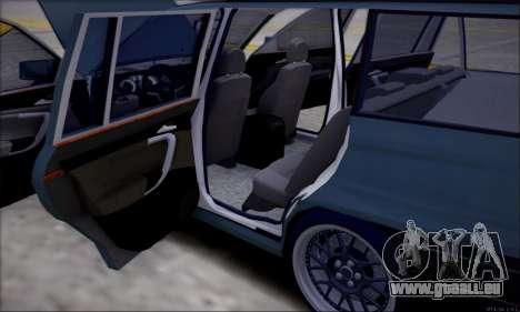 Opel Astra pour GTA San Andreas vue de côté
