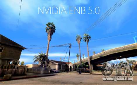 ENB NVIDIA 5.0 FINAL pour GTA San Andreas