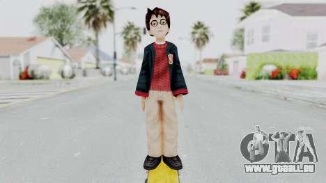 Harry Potter pour GTA San Andreas deuxième écran