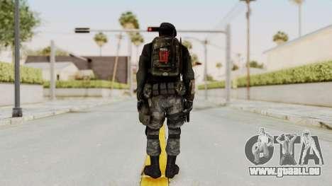 Battery Online Soldier 2 für GTA San Andreas dritten Screenshot