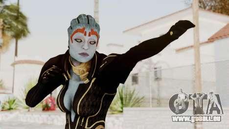 Mass Effect 2 Samara Black pour GTA San Andreas