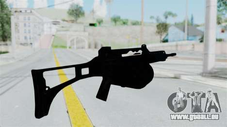 MG36 für GTA San Andreas dritten Screenshot