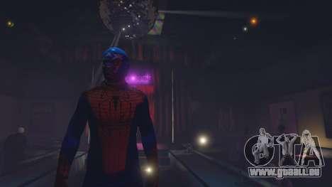 Amazing Spiderman pour GTA 5