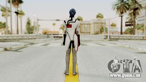 Mass Effect 2 Rana Thanoptis für GTA San Andreas dritten Screenshot