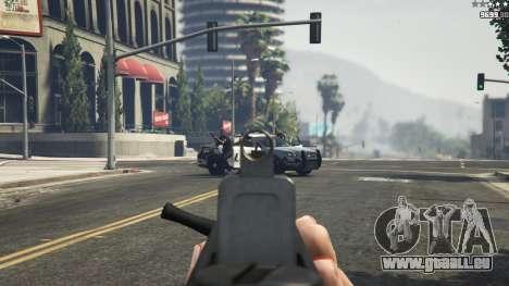 GTA 5 TAR-21 septième capture d'écran