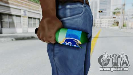 EFES Broken Bottle für GTA San Andreas dritten Screenshot