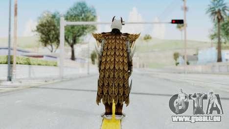 N Daguva Zeba pour GTA San Andreas troisième écran