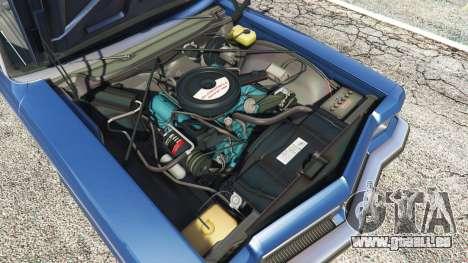 GTA 5 Oldsmobile Delta 88 1973 v2.0 vorne rechts Seitenansicht