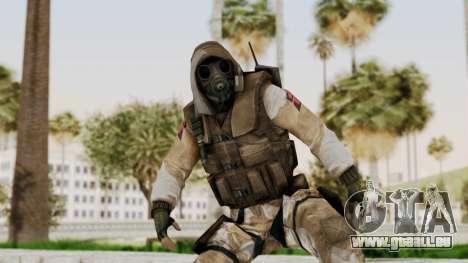 Hodeed SAS 10 pour GTA San Andreas