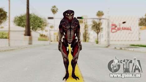 Mass Effect 3 Collector Trooper pour GTA San Andreas deuxième écran