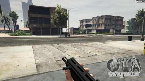 GTA 5 TAR-21 cinquième capture d'écran