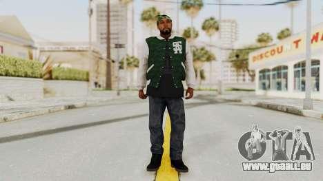 GTA 5 Families Gang Mamber 1 pour GTA San Andreas deuxième écran