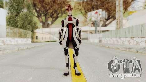 Mass Effect 2 Mordin Solus für GTA San Andreas zweiten Screenshot