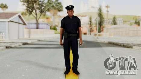 GTA 5 LA Cop pour GTA San Andreas deuxième écran
