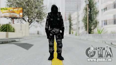 Hodeed SAS 3 pour GTA San Andreas deuxième écran