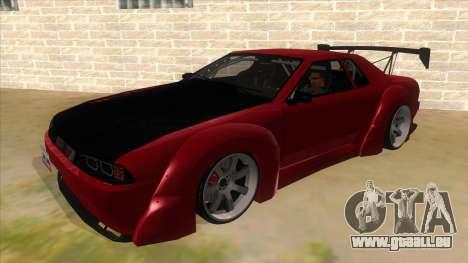 Elegy Tio Sam Style pour GTA San Andreas