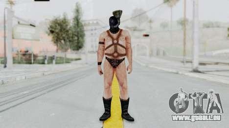 Manhunt 2 - Gimp Bouncer pour GTA San Andreas deuxième écran