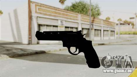 44 Magnum pour GTA San Andreas troisième écran