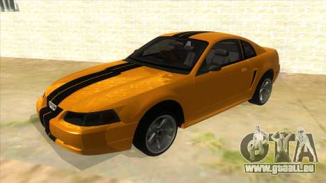 2003 Ford Mustang pour GTA San Andreas