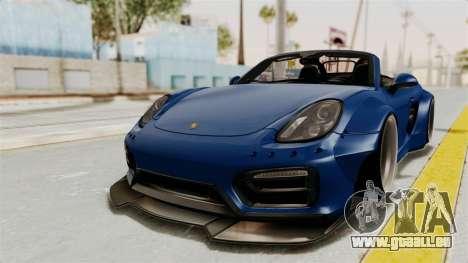 Porsche Boxster Liberty Walk für GTA San Andreas