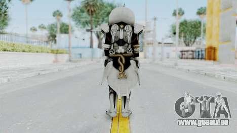 Weather Dopant pour GTA San Andreas troisième écran