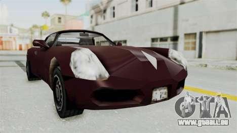 GTA 3 Stinger pour GTA San Andreas