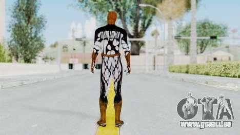 SpiderMan Indonesia Version für GTA San Andreas dritten Screenshot