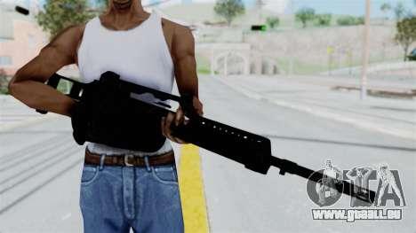 MG36 für GTA San Andreas