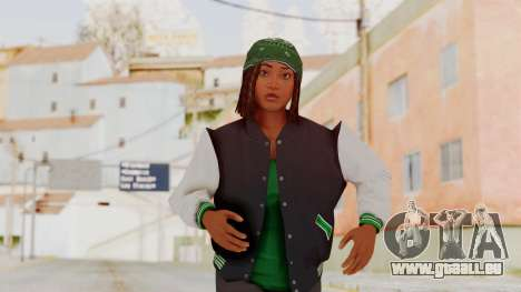 GTA 5 Families Gang Mamber 2 pour GTA San Andreas