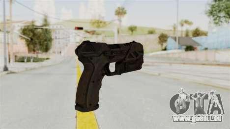 Black Ops 3 - MR6 Pistol pour GTA San Andreas deuxième écran