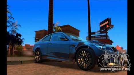 ENB NVIDIA 5.0 FINAL für GTA San Andreas zweiten Screenshot