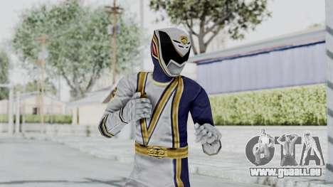Power Rangers S.P.D - Omega für GTA San Andreas