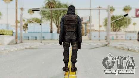 SAS from CSO2 für GTA San Andreas dritten Screenshot