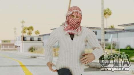 Middle East Insurgent v1 pour GTA San Andreas