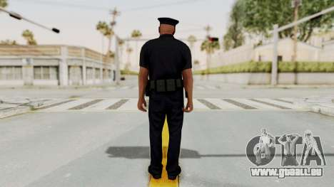 GTA 5 LA Cop pour GTA San Andreas troisième écran